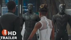Video: Black Panther Final Trailer King Of Wakanda (2018) Superhero Movie HD